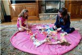 Blanket Bag For Toys (Big Size Pink)