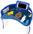 Car Portable table for children - animal back