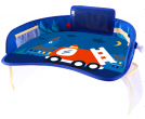 Car Portable table for children - fire engine