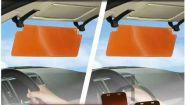 car visor - Light-proof eyepiece shade mirror