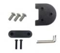 Fender & Kickstand reinforcement block for Xiaomi scooter M365 / PRO