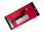 HF-1330 -  LCD display + touch screen Huawei P9 Lite 2017 - White