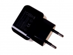 HF-31 - Adapter charger USB HEDO 2.1A - black