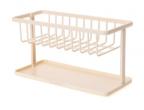 Kitchen Water drain rack (small) - cream white
