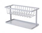 Kitchen Water drain rack (small) - grey