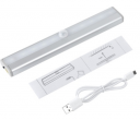 Lamp LED with sensor and USB - model 0406USB (CE)