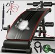 Multifunctional abdominal machine - type 2