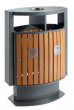 Outdoor Dust Bins / Trash cans - A3