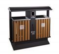 Outdoor Dust Bins / Trash cans - A6