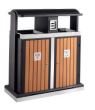 Outdoor Dust Bins / Trash cans - A7