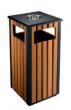 Outdoor Dust Bins / Trash cans - B5