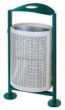 Outdoor Dust Bins / Trash cans - E5