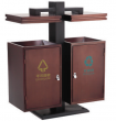Outdoor Dust Bins / Trash cans - E6