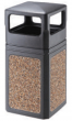 Outdoor Dust Bins / Trash cans - F1