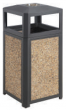 Outdoor Dust Bins / Trash cans - F5